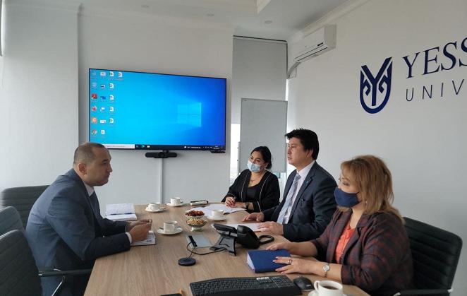 Генеральное консульство Узбекистана планирует 20 октября провести выездное досрочное голосования в здании Каспийского университета технологий и инжиниринга в городе Актау