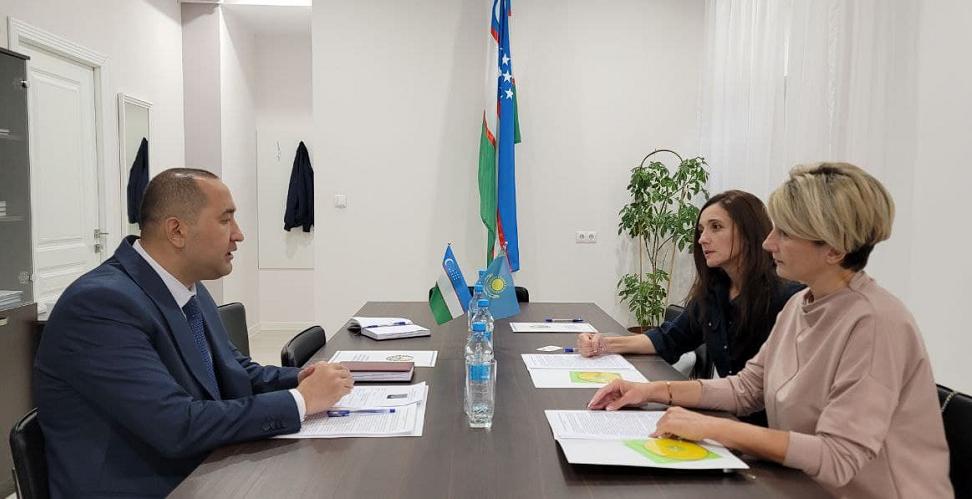 В Актау обсуждены вопросы наращивания сотрудничества между Узбекистаном и Казахстаном в сфере туризма